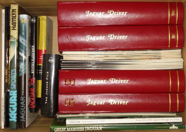 Jaguar Driver; 1985-1988,