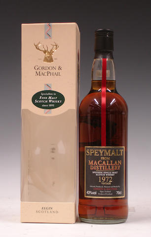 The Macallan Speymalt-1972