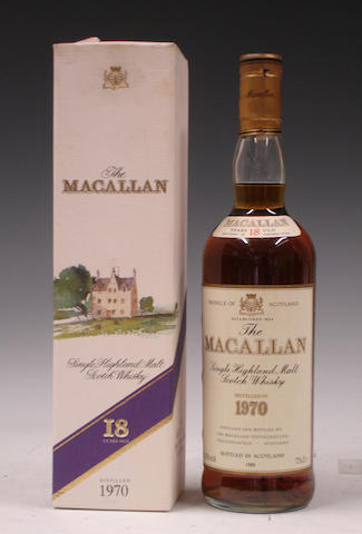 The Macallan-18 year old-1970
