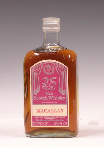 Macallan-25 year old