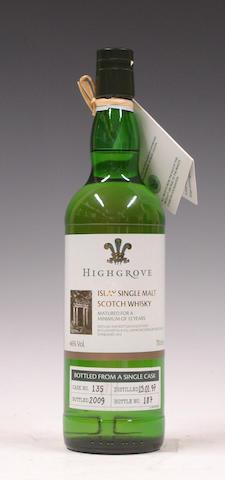 Laphroaig Highgrove-12 year old-1997