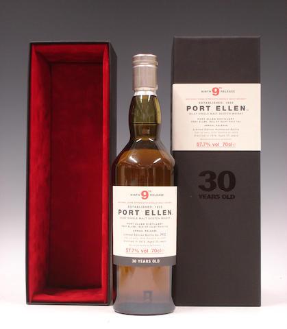 Port Ellen-30 year old-1979