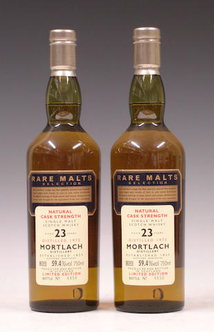 Mortlach-23 year old-1972 (2)