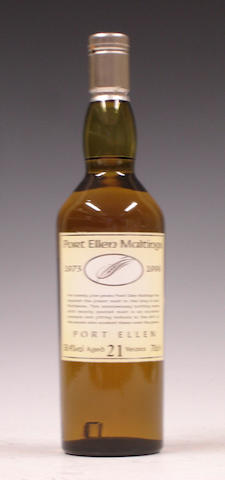 Port Ellen Maltings-21 year old