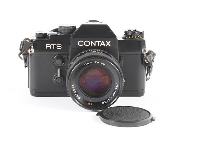 Contax RTS outfit