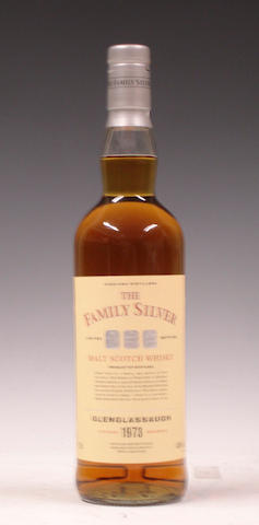 Glenglassaugh The Family Silver-1973