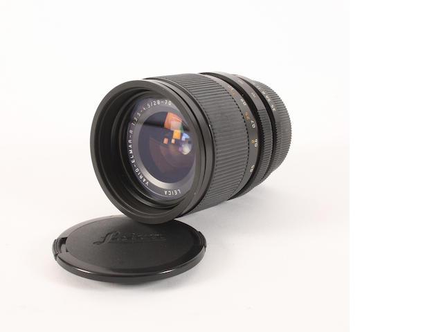 Leitz Vario-Elmar-R 28-70mm lens