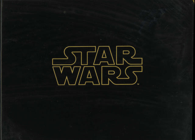 Star Wars Episode II: a Style Guide, 2001,