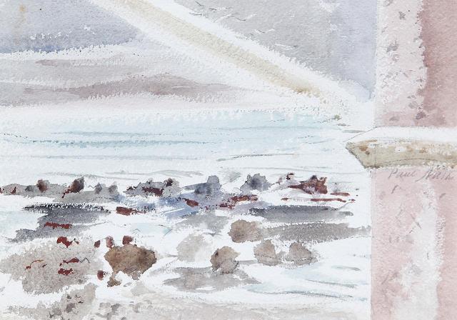 Paul Nash (British, 1889-1946) Equinox