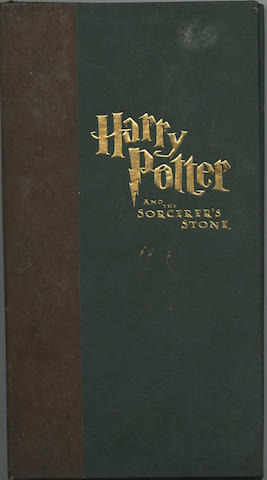 Harry Potter And The Sorcerer's Stone: a Warner Bros. illustrative Style Guide and Consumer Products Programme, 2000,