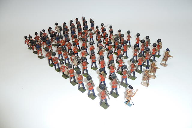 Britains Massed Bands and Pipes of the Brigade of Guards 81