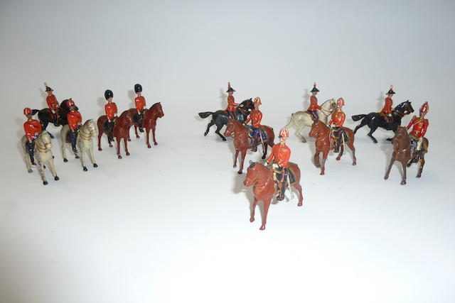 Britains General Staff and Guards Officers 12
