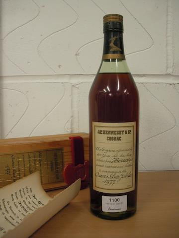 Hennessy Silver Jubilee Cognac (1)