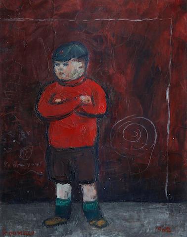Alan Lowndes (British, 1921-1978) 'Fatty'
