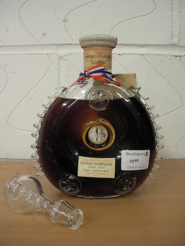 Remy Martin Grande Champagne Cognac 'Age Unknown' (1 decanter)