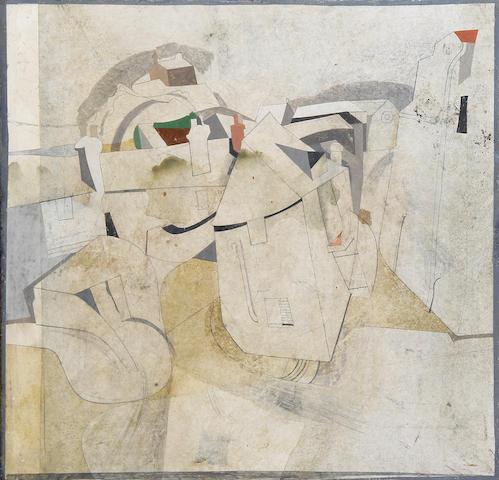 Bryan Ingham (British, 1936-1997) St Ives