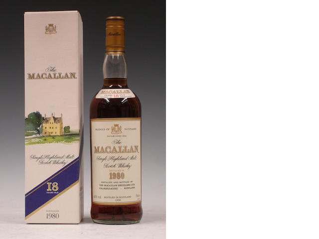 Macallan-18 year old-1980