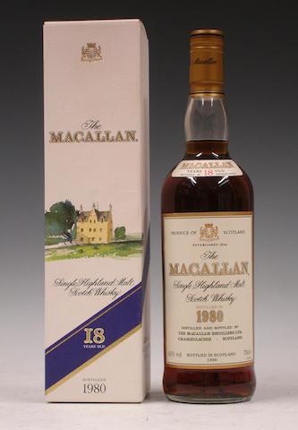 Macallan-18 year old-1980