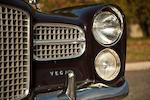 1957 Facel Vega FV4  Chassis no. VF457NY8