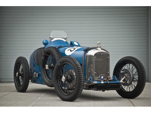 1926 Amilcar C6 Voiturette  Chassis no. 039
