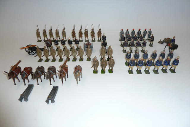 Britains set 116, Soudanese Infantry 68