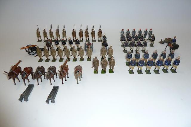 Britains set 116, Soudanese Infantry 68