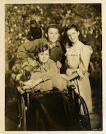 A collection of production and publicity stills, majority 1940s/50s,