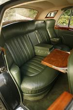 1956 Rolls-Royce Silver Cloud I standard Saloon, Chassis no. LSWA222