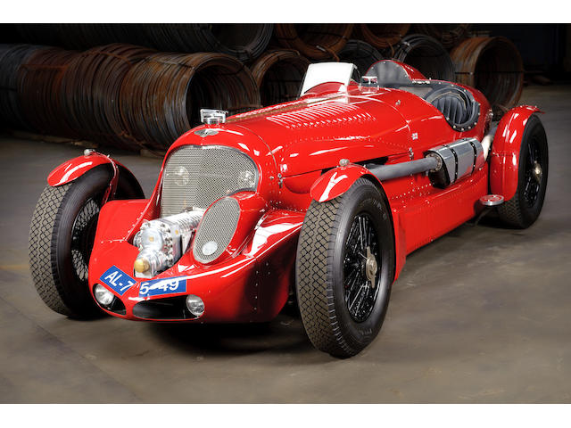 Bentley R-Type Petersen 6½-Litre Supercharged Road Racer  Chassis no. B357SP