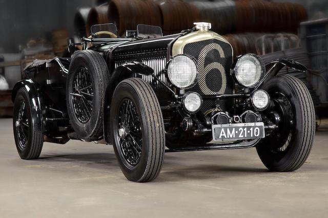 1929 Bentley 61/2 8Litre Special,