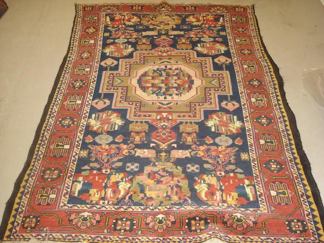 A Bakhtiar rug, West Persia, 202cm x 138cm