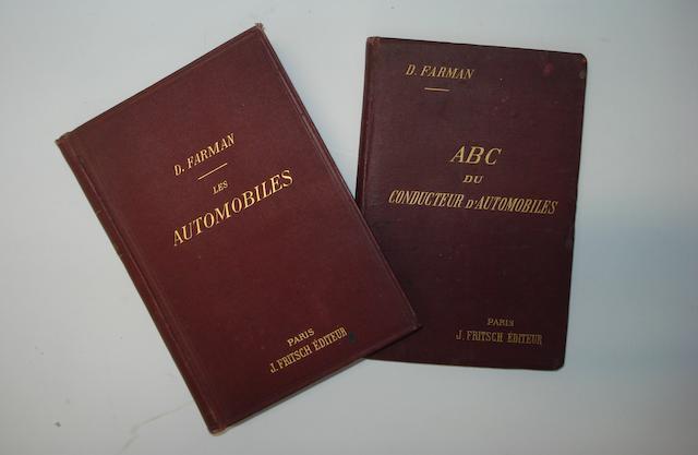 D.Farman: Les Automobiles