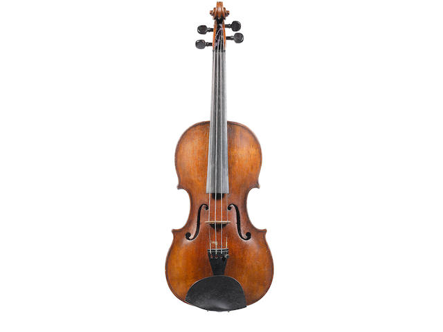 An interesting Violin, Amatise circa 1800 (1)