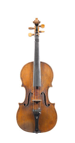 A French Violin of the Paris School circa 1800 (1)