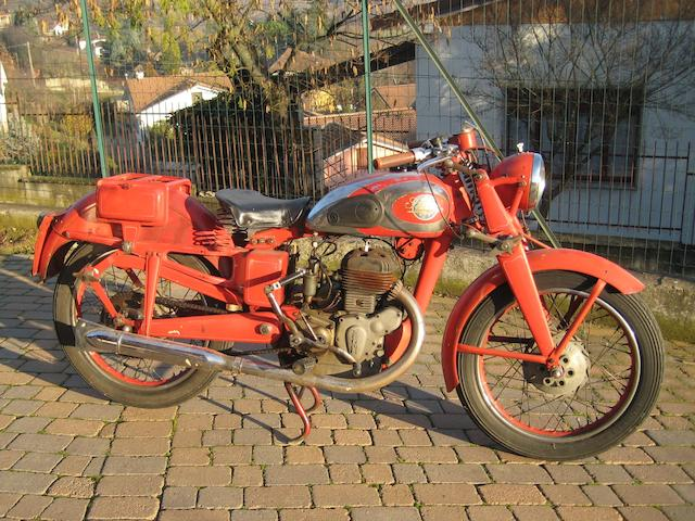1950 Sertum 250cc Sport Frame no. 30679 Engine no. 70457