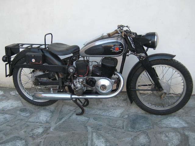 1949 Miller-Balsamo 250cc Sport Frame no. 71420 Engine no. V32410