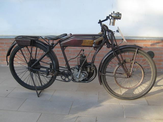 1924 Della Ferrera 130cc Lightweight Frame no. 28-218 Engine no. 26-218