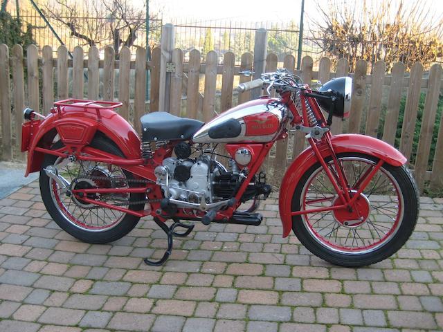 1936 Moto Guzzi 498cc GTS Frame no. 10232 Engine no. S05408