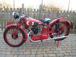 1934 MM 175cc Sport Frame no. 30A 555 Engine no. 3241317