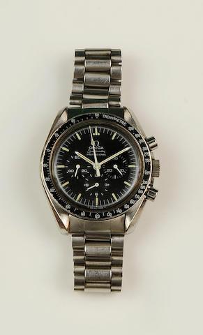 Omega: A gentleman's Speedmaster chronograph wristwatch