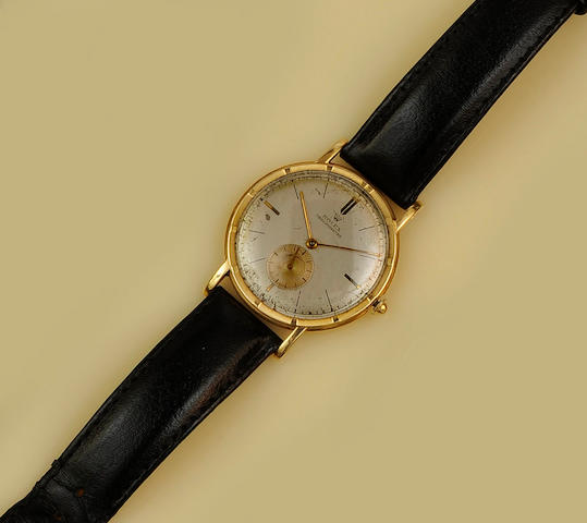 Rolex: An 18ct gold wristwatch