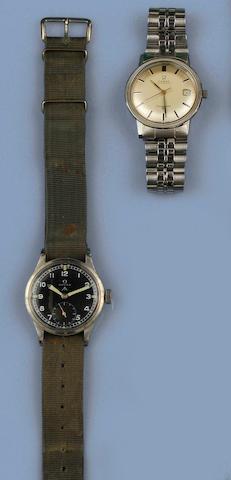 Omega: An airman's wristwatch (2)
