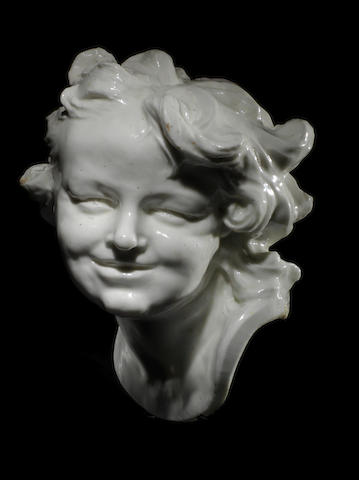 Chelsea porcelain head