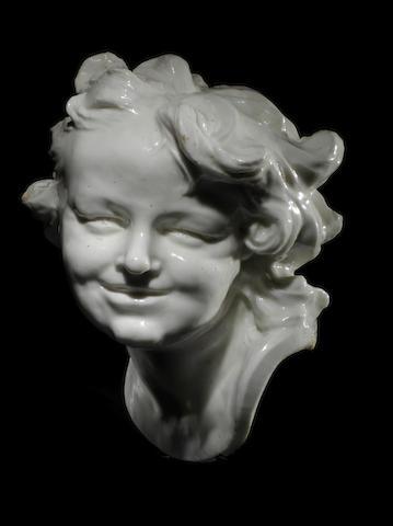 Chelsea porcelain head