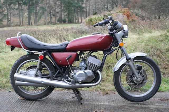 Kawasaki 500cc Mach III/H1,