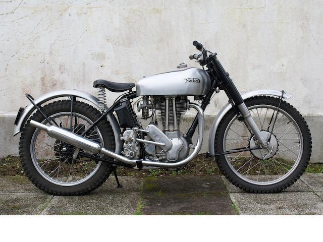 1948 Norton 500cc 500T Trials (Pre-Production),
