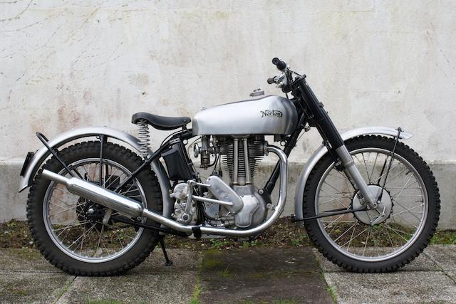 1948 Norton 500cc 500T Trials (Pre-Production),