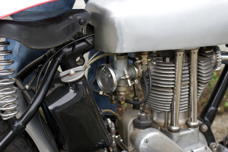 Ex-Chick Gibson,1948 Norton 490cc 500T Trials Frame no. 19878 Engine no. D3T 19878