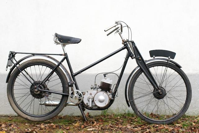 New Hudson Autocycle