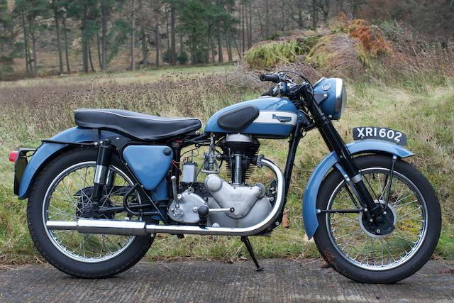 Panther 348cc Model 75